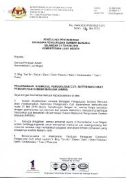Ruj. Kami:(050)PSM 95/2-1(21) - Ministry of Foreign Affairs, Malaysia