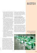 2/2005 Trends & Markets Technology Product News Info - Rieter - Page 7