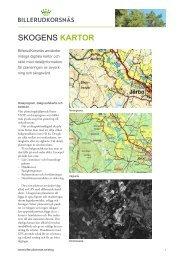 Läs mer om BillerudKorsnäs kartor