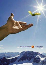 Raport Anual 2006 - Rompetrol.com