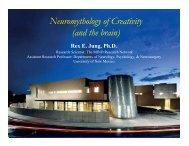 Neuromythology of Creativity