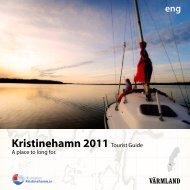1. Kristinehamn 2011 Tourist Guide