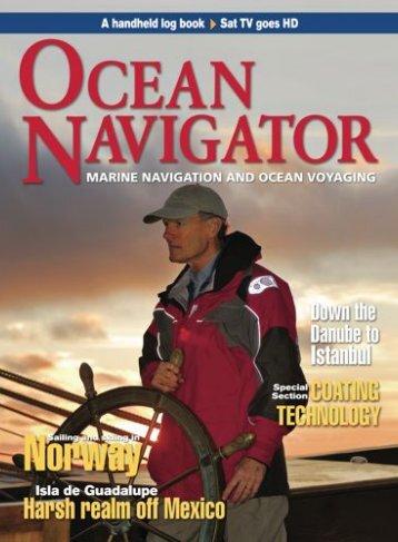 The Northwest Passage, I knew we'd be facing - Navigator Publishing