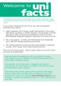 UniFACTs for parents - Calderdale and Kirklees Careers Service ... - Page 2