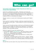 UniFACTs for parents - Calderdale and Kirklees Careers Service ... - Page 5