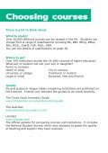 UniFACTs for parents - Calderdale and Kirklees Careers Service ... - Page 6