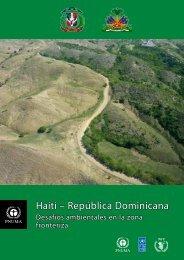 Haití – República Dominicana - UNEP