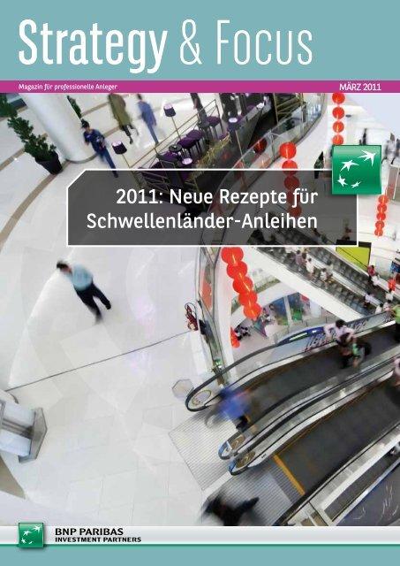 2011: Neue Rezepte für Schwellenländer-Anleihen - BNP Paribas ...