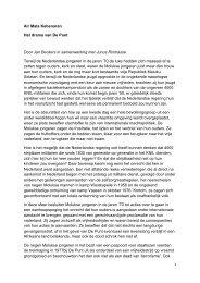 Air Mata Kebenaran Het drama van De Punt Door ... - Boekje Pienter