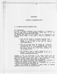219 CHAPTER 7 CLERICAL ADMINISTRATION 7.1 A ... - Nabo