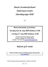 Referat 8. møde - spdsb.org