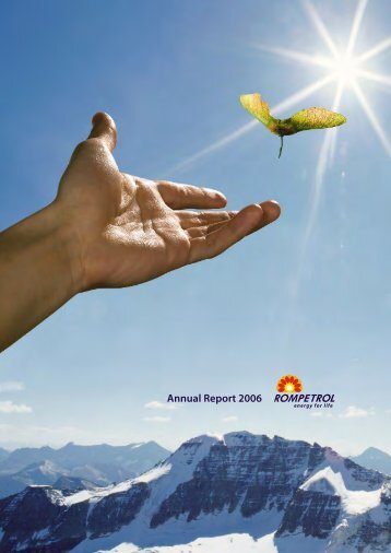 Annual Report 2006 - Rompetrol.com