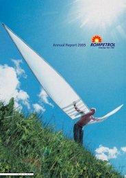 Annual Report 2005 - Rompetrol.com
