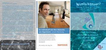 """Programm - """"Frohsinn"""" Neuendorf"""
