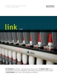link 1 /2009 08 TECHNOLOGY Com4®twin – Filati ... - Rieter