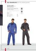 Hitze-/Schweißerschutz Heat-/Fire retardant garments - Page 4