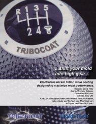 Tribocoat - Mold-Tech