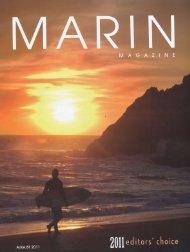 Marin Magazine: Getaway with the Girls - Rosewood Hotels & Resorts