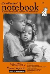 Número 26. VIH/Sida y Primera Infancia - OEI