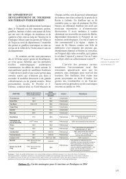 p.125- 131, Apparition et développement du tourisme - edytem