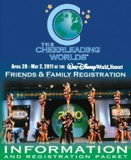 Friends & Family Registration