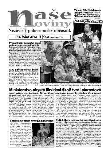 Číslo 2 - naše noviny archiv