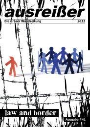 law and border - ausreißer - die grazer wandzeitung - mur.at