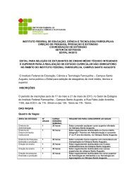 Edital 04/2013 - Instituto Federal Farroupilha