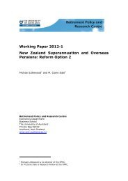 New Zealand Superannuation and Overseas Pensions - Document ...