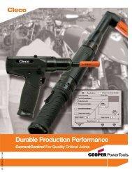 Durability. Speed. Ergonomics. - Xpertgate GmbH & Co. KG