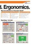 Durability. Speed. Ergonomics. - Xpertgate GmbH & Co. KG - Page 3