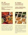 RaD Kulinarischer Kalender 2010 - Residenz am Dom - Page 5