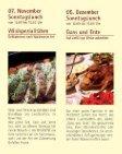 RaD Kulinarischer Kalender 2010 - Residenz am Dom - Page 7