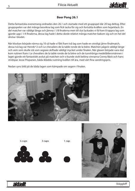 Nummer 2 - 2012 - Utgiven i April - Filicia