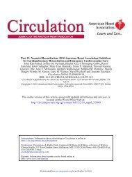 Neonatal Resuscitation - Actnt.com