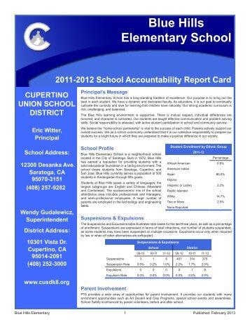 Blue Hills Elementary School - Axiomadvisors.net
