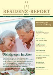 re_report 4/05 - Residenz am Dom