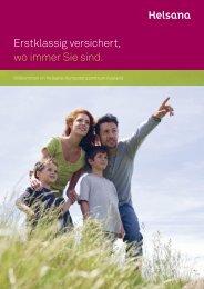 Punktum für Helsana: Broschüre ... - punktum-com.ch