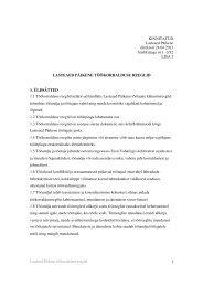 Lasteaed Päikene töökorralduse reeglid - koduleht.net engine