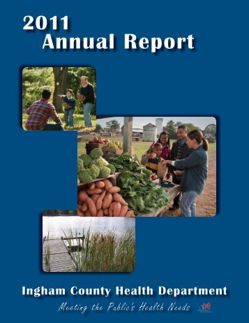 2011 Ingham County Health Department Annual Report