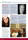 Upbeat Summer 2013 - Royal College of Music - Page 4