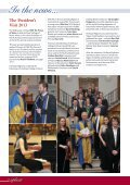 Upbeat Summer 2013 - Royal College of Music - Page 6