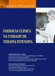 Farmácia Clínica na Unidade de Terapia Intensiva - SBRAFH