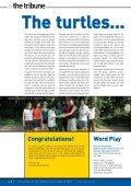 The Tribune Vol. 13 - International School of Paris - Page 6