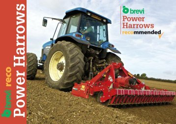 Power Harrows Range - Reco