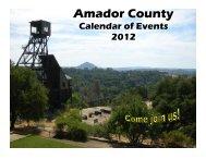 The 2003 Calendar