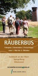 RäubeRbus - Landratsamt Rems-Murr-Kreis