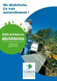 Télécharger le Guide pratique des déchèteries - Mairie d'Andernos