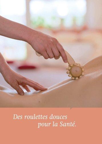 Des roulettes douces pour la Santé. - Rhombus Rollen