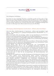 Rundbrief 04/2008 - Landespsychotherapeutenkammer Rheinland ...